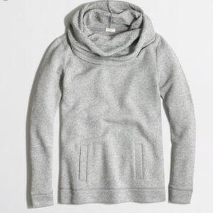 J. Crew Funnelneck Sweater Gray Size XXS